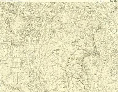 III. vojenské mapování 4351/4