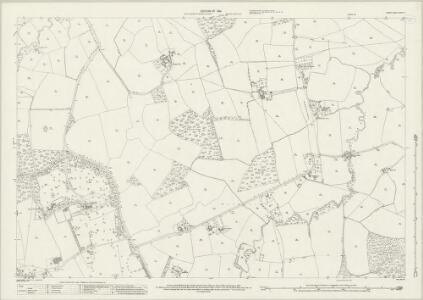Surrey XXXIV.10 (includes: Horley; Leigh) - 25 Inch Map