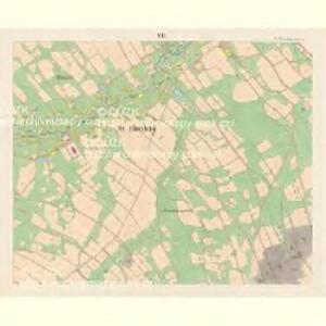 Stary Ehrenberg - c7264-2-008 - Kaiserpflichtexemplar der Landkarten des stabilen Katasters