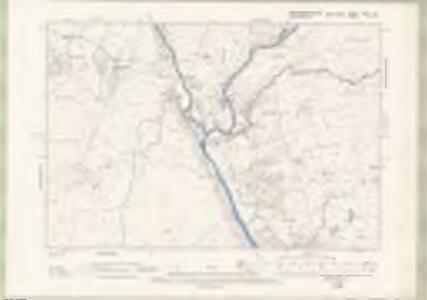 Kirkcudbrightshire Sheet XXIII.SE - OS 6 Inch map