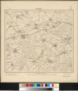 Meßtischblatt 3580 : Insmingen, 1916