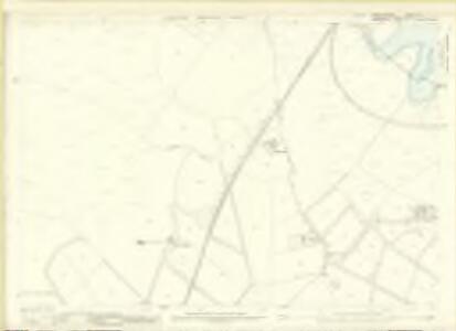 Edinburghshire, Sheet  017.01 - 25 Inch Map