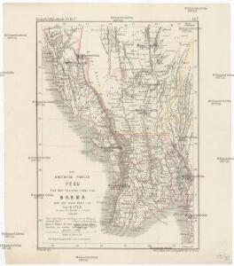 Die britische Provinz Pegu und der südliche Theil von Barma