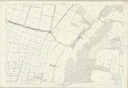 Somerset LXII.11 (includes: Aller; High Ham; Huish Episcopi; Othery) - 25 Inch Map