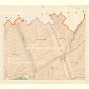 Ossek - m2169-1-002 - Kaiserpflichtexemplar der Landkarten des stabilen Katasters