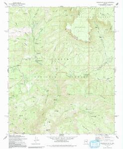 Promontory Butte