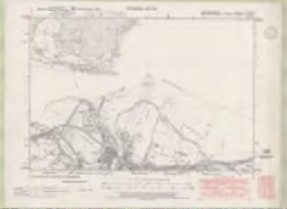 Inverness-shire - Mainland Sheet IV.SW - OS 6 Inch map