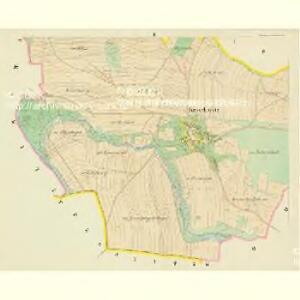 Kraschawitz (Krassawce) - c3510-1-002 - Kaiserpflichtexemplar der Landkarten des stabilen Katasters