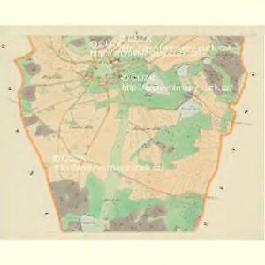 Litschau - c4071-1-005 - Kaiserpflichtexemplar der Landkarten des stabilen Katasters