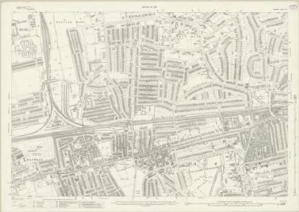 Middlesex XV.12 (includes: Ealing St Mary) - 25 Inch Map