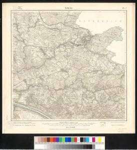 Meßtischblatt 85 : Sebnitz, 1909
