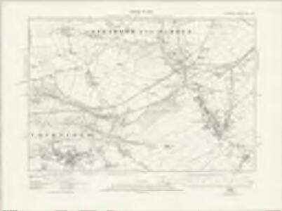 Durham XLI.SE - OS Six-Inch Map