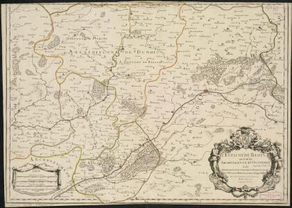 L'Evesché de Blois, divisé en Archidiaconéz et Doyennéz