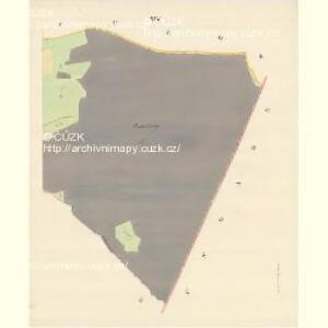 Brumow - m0231-1-012 - Kaiserpflichtexemplar der Landkarten des stabilen Katasters