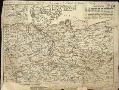 Situation des armées Francaises depuis le 10 mars jusqu'á la bataille de Wurtchen (Campagne de 1813)