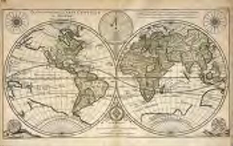 Planisphere, ou carte generale du monde