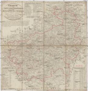 Charte vom Leitmeritzer Kreise des Königreiches Böheim