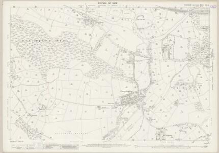Yorkshire CCI.10 (includes: Bingley; Shipley) - 25 Inch Map