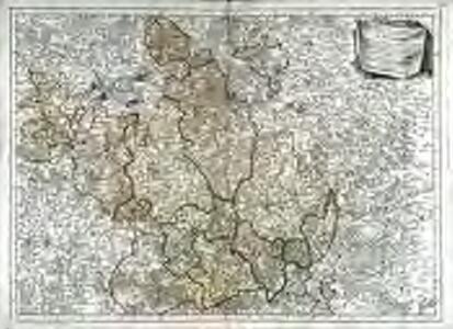 Partie septentrionale du duché et gouvernement général de Bourgogne