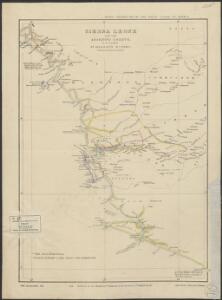 Sierra Leone and the adjoining coasts : to accompany Dr. Madden's report