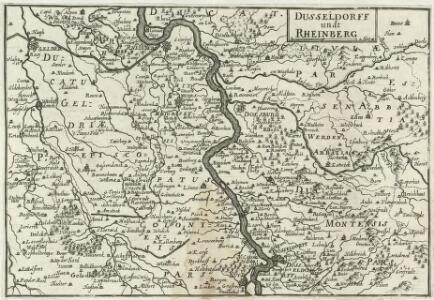 Dusseldorff undt Rheinberg