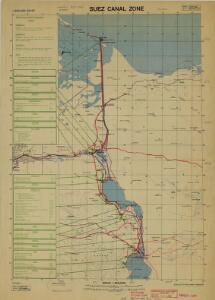 Suez Canal Zone (1954)