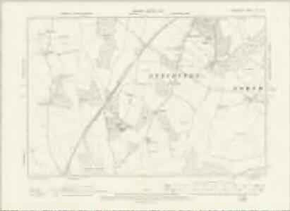 Hampshire & Isle of Wight XXV.NE - OS Six-Inch Map