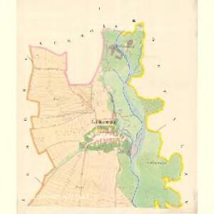 Lukawitz - m1656-1-001 - Kaiserpflichtexemplar der Landkarten des stabilen Katasters