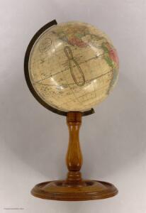 10 Inch Terrestrial Globe.