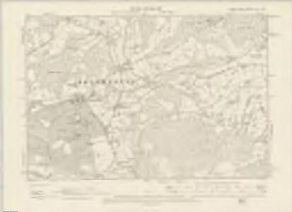 Sussex XLIII.NW - OS Six-Inch Map