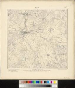 Meßtischblatt 1331 : Reetz, 1892