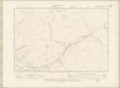 Ayrshire Sheet LVII.NE - OS 6 Inch map