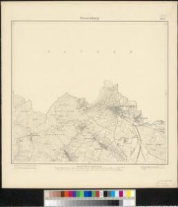 Meßtischblatt 3573 : Weissenburg, 1883