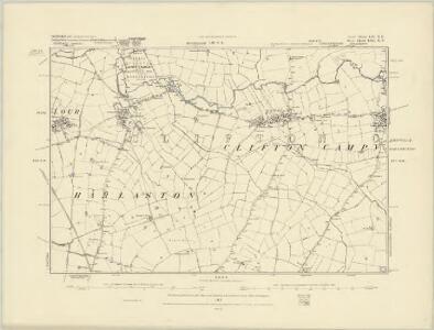 Staffordshire L.NE - OS Six-Inch Map