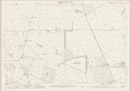 Yorkshire CCLXXIII.5 (includes: Denby; Gunthwaite And Ingbirchworth; Holmfirth) - 25 Inch Map