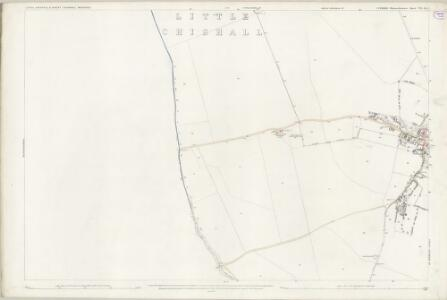 Essex (1st Ed/Rev 1862-96) VII.4 (includes: Barley; Great Chishill; Little Chishill) - 25 Inch Map