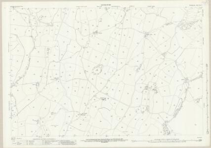 Westmorland XXXIV.6 (includes: Grayrigg; Whinfell; Whitwell And Selside) - 25 Inch Map