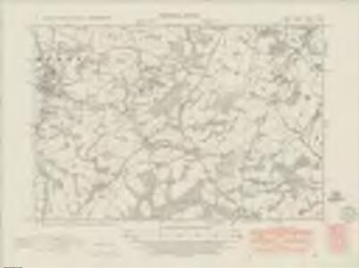 Kent LXXVIII.NE - OS Six-Inch Map