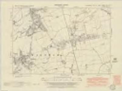 Lincolnshire XXX.NE - OS Six-Inch Map