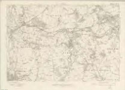 Derbyshire XL - OS Six-Inch Map