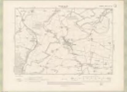 Ayrshire Sheet XLV.SW - OS 6 Inch map