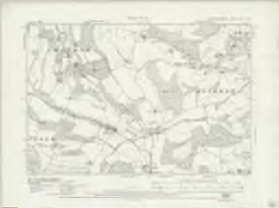Buckinghamshire XLVI.NW - OS Six-Inch Map