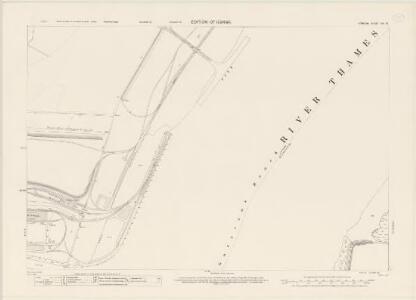 London VIII.78 - OS London Town Plan