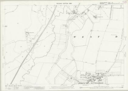 Buckinghamshire LVII.5 (includes: Iver; Yiewsley and West Drayton) - 25 Inch Map