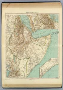 116-17. Eritrea, Etiopia, Somalia.
