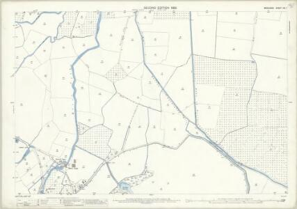 Middlesex XIX.7 (includes: Stanwell; Yiewsley and West Drayton) - 25 Inch Map