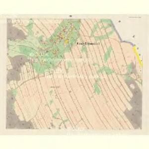 Gross Hermsdorf (Welka Heřmanka) - m0696-1-004 - Kaiserpflichtexemplar der Landkarten des stabilen Katasters