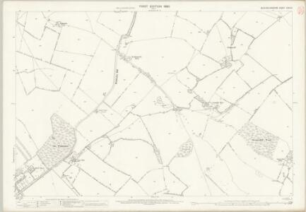 Buckinghamshire XXVIII.9 (includes: Waddesdon) - 25 Inch Map