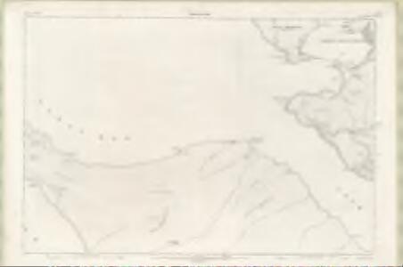Ross and Cromarty Sheet XIII - OS 6 Inch map