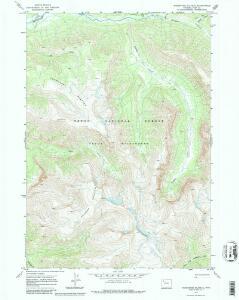 Thorofare Plateau